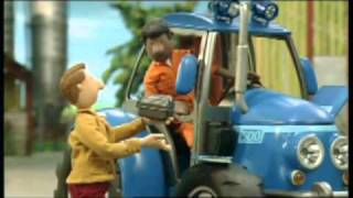 Kicsi piros traktor - Az aratás