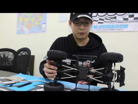 Introducing New Boom Racing Link Upgrade Kit for the MST CFX-W to convert to 313mm Wheelbase - default