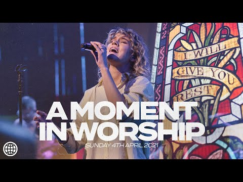 A Moment in Worship with Taya Gaukrodger & David Ware  Hillsong Church Online