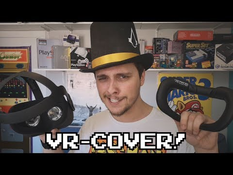 Mejora el conmfort de tu VR || VR COVER