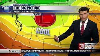 Friday Morning StormTracker Weather Forecast with Jason Laird