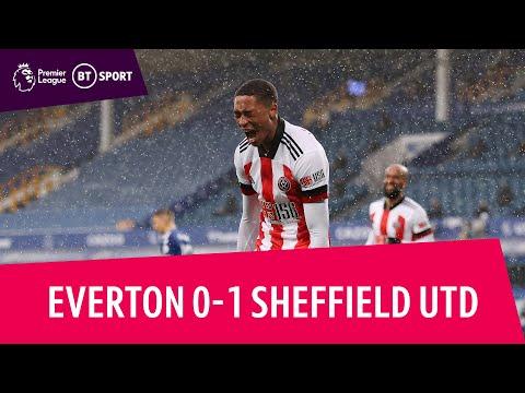 Everton vs Sheffield United (0-1) | Everton's European Hopes Dented | Premier League Highlights