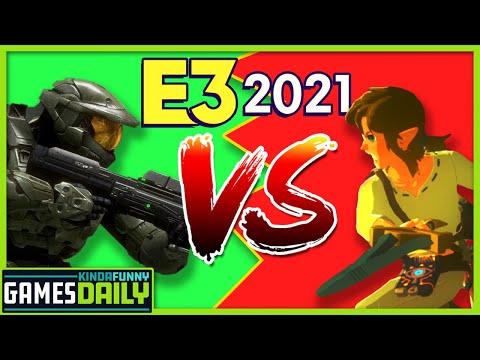 Who Won E3 2021? - Kinda Funny Games Daily 06.15.21