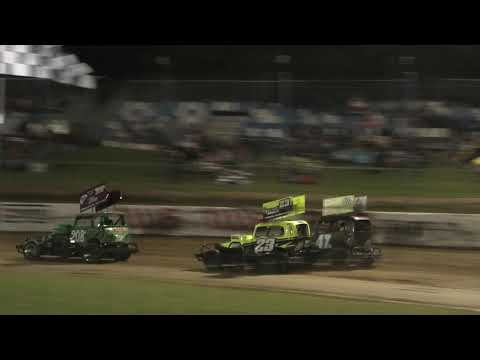 Stockcar Feature 24 Oct 2020 - dirt track racing video image