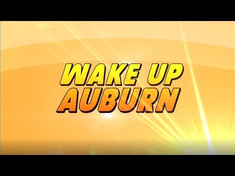 "This week on Wake Up Auburn, we're talking the latest in entertainment and news as we look forward to Thanksgiving, discussing Black Friday shopping and the popular college trend, ""Friendsgiving.""   We're also going to show you how to take foods you already have in your kitchen and turn them into an on-the-go meal.   All of that and more on this week's Wake Up Auburn!"