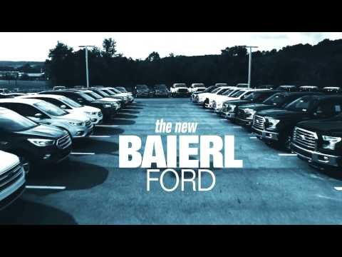 Used Car & Truck Sale at BAIERL Ford