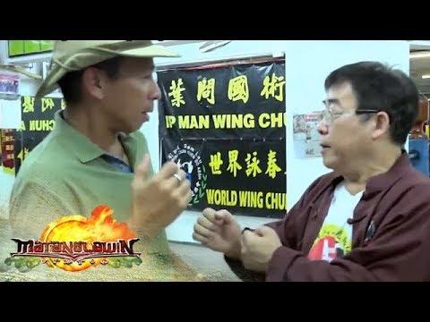 Matanglawin: Kuya Kim tries Wing Chun