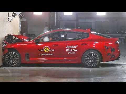 Kia Stinger (2018) CRASH TEST