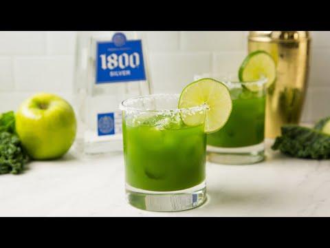 KryptoNate Margarita // Presented by 1800 Tequila and Tasty