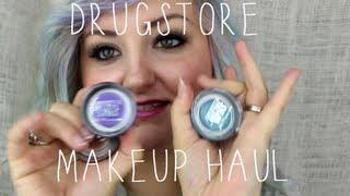 RawBeautyKristi – ♥ Drugstore Makeup Haul ♥