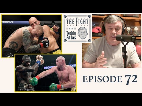 Teddy Atlas on When to Throw in the Towel - UFC's Anthony Smith, Deontay Wilder | Episode 72 9