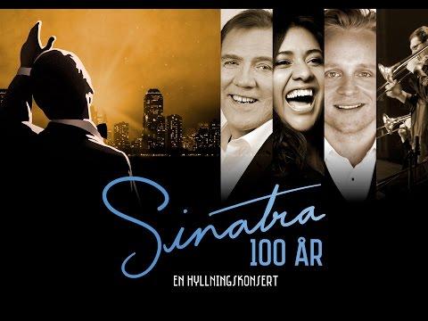 En hyllningskonsert till Frank Sinatra 100 år - Helsingborg Arena!