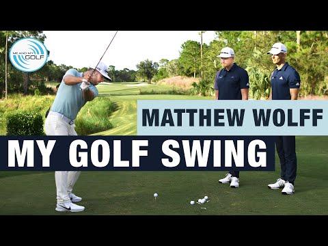 MATTHEW WOLFF - How I Got My GOLF SWING | ME AND MY GOLF