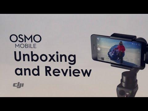 DJI Osmo Mobile Review