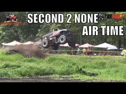 SECOND 2 NONE Chevy Mega Truck Mudding At Perkins Summer Sling Mud Bog 2018