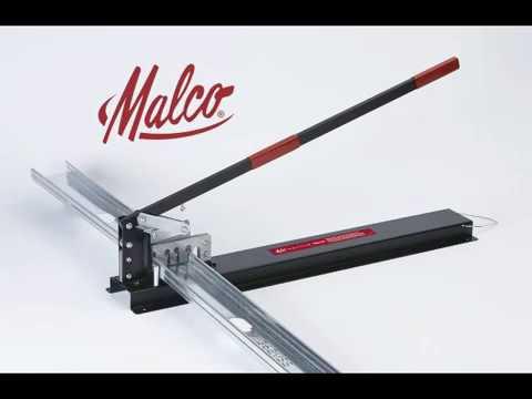 Malco Compound Leverage Channel Shears SRC24A