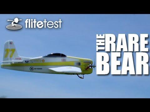 Flite Test - Rare Bear - REVIEW - UC9zTuyWffK9ckEz1216noAw