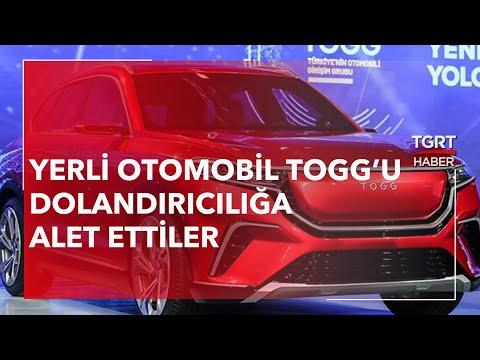 Yerli otomobil TOGG'u da dolandırıcılığa alet ettiler- Ekrem Açıkel ile TGRT Ana Haber