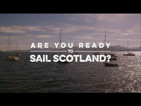 Experience Sailing in Scotland