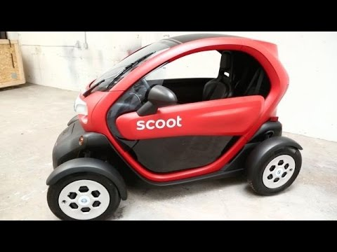 Scoot's First Four-Wheel Vehicle - default