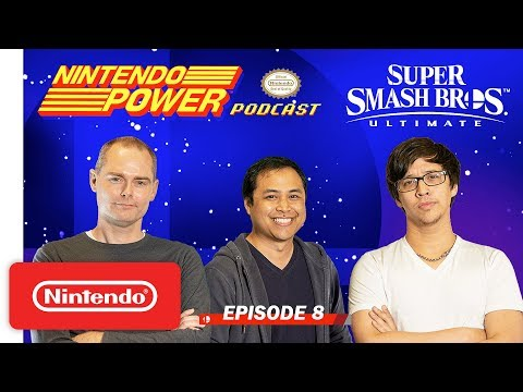 Fighting Game Blowout, ft. Super Smash Bros. Ultimate! | Nintendo Power Podcast