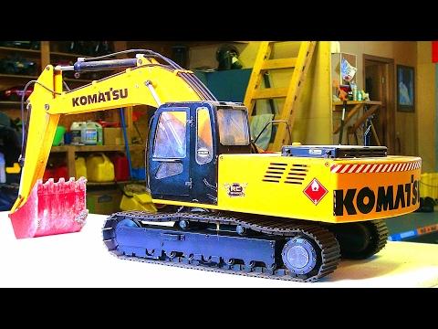 RC ADVENTURES - How it Works / Hydraulic Help / Air Bleeding - RC4WD Excavator: Earth Digger - Tech - UCxcjVHL-2o3D6Q9esu05a1Q