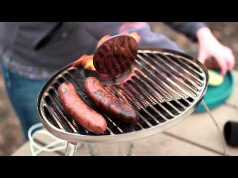 BioLite Portable Grill Instruction Video