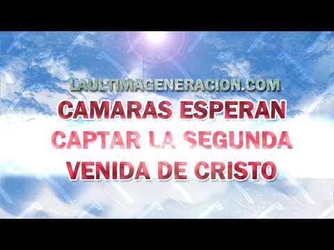 Cámaras ya graban la Venida de Cristo ¡En Vivo!