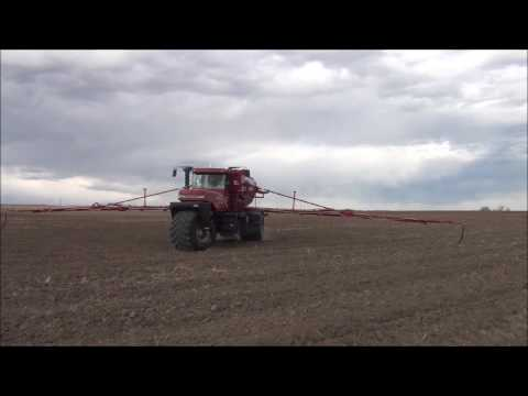 2003 Case IH FLX3300B self-propelled applicator for sale | no-reserve Internet auction May 3, 2017