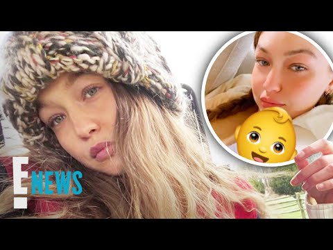 Gigi Hadid's Adorable New Selfie With Baby Girl | E! News