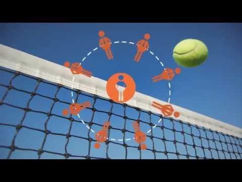 Tennis Birthday Party - Tennis Idea