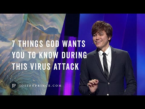 7 Things God Wants You To Know During This Virus Attack  Joseph Prince