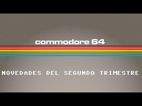 Directitos de Mierda - Novedades del Segundo Trimestre- C64 Real 50hz #Commodore 64 Club videos