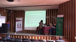 Seminario Internacional, Perspectivas de la Democracia en América Latina - Mesa 1: Democracia, sistema jurídico y sociedad civil