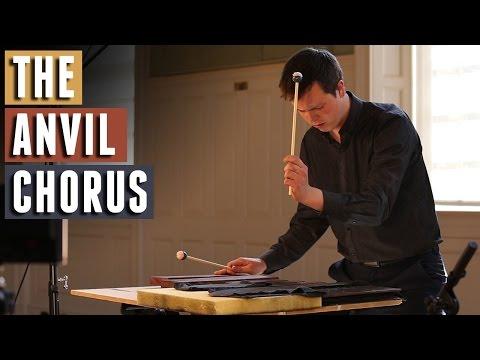 The Anvil Chorus, by David Lang