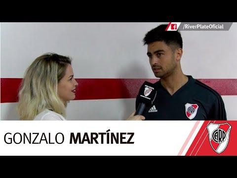"""Gonzalo Martínez: """"Estamos preparados para lo que viene"""""""