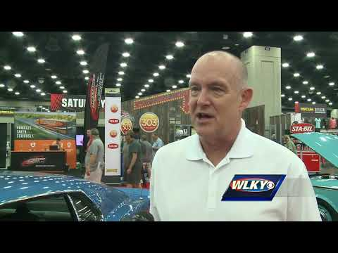 Mecum Auto Auction comes to Louisville