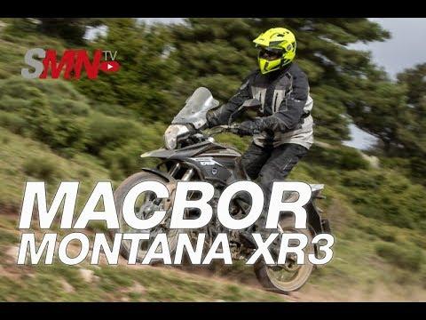 Prueba Macbor Montana XR3 2018 [FULLHD]