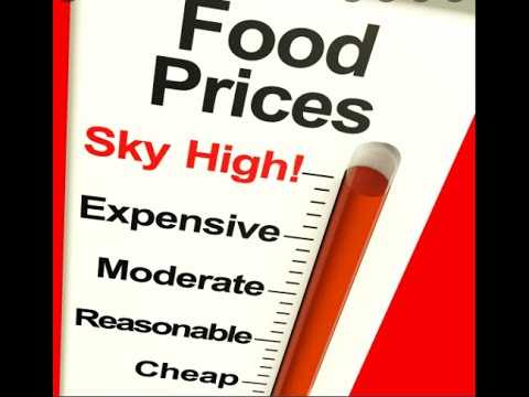 Food Prices are Sky High