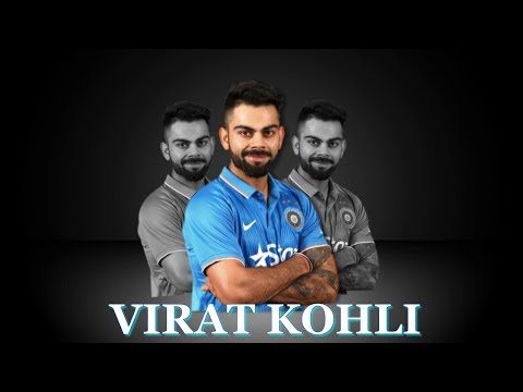 Virat Kohli, A Great Cricket Player