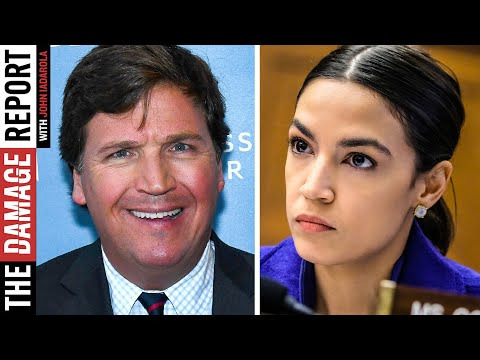 GOP Senators' SLIMY Scam Unites Tucker & AOC?