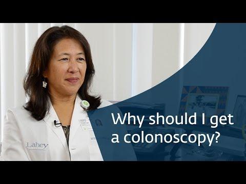 Why should I get a colonoscopy?
