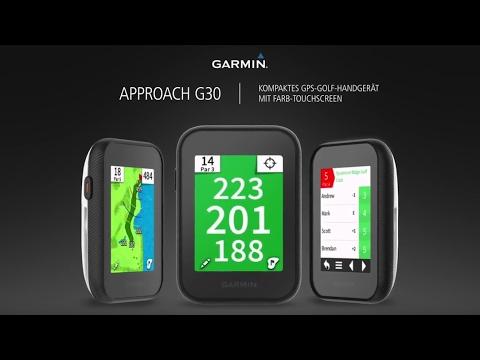 Garmin Approach G30 - Kompaktes GPS-Golf-Handgerät