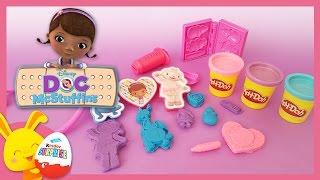 Docteur la Peluche en Pâte à modeler Play Doh en français - Titounis