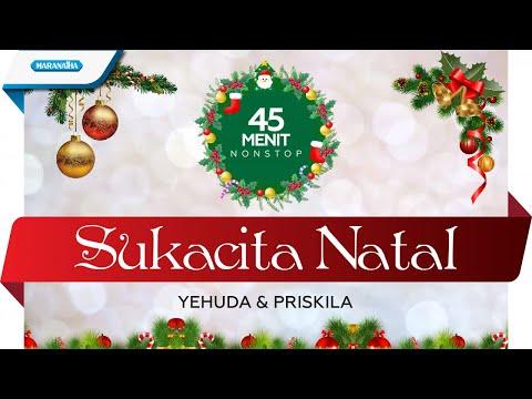 Sukacita Natal - Yehuda & Priskila (with lyric)