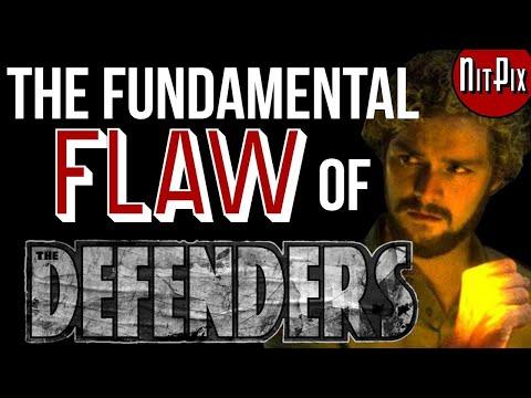 The Fundamental FLAW of 'The Defenders' - NitPix - UChz2g0uWjiqI_GROs-HUjxg