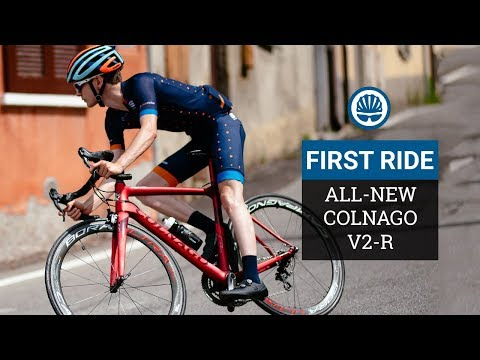 Colnago V2-R First Ride Review - A Quietly Brilliant Superbike