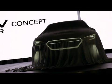 SUBARU VIZIV TOURER CONCEPT World Premiere at the Geneva International Motor Show