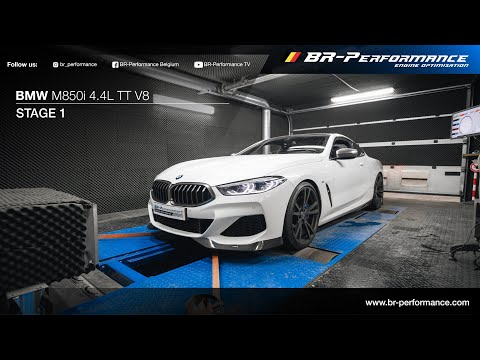 BMW M850I AC Schnitzer / Stage 1 By BR-Performance