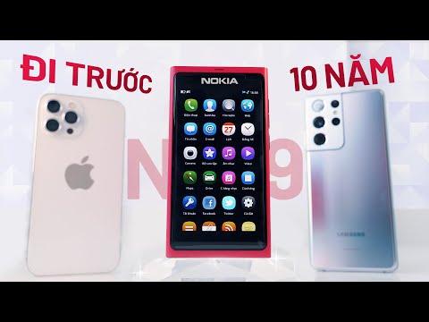 Đánh giá siêu phẩm Nokia N9: cảm hứng cho Samsung và Apple học hỏi